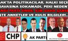 Uşak'taki Partilerin ve Adayların Durumuna, Seçimlere Anketler (İstatistikler) Işığında Genel Bir Bakış!