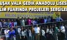 Vala Gedik Anadolu Lisesi'nde Bilim Fuarı Açıldı!