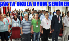 Vala Gedik Anadolu Lisesi'nde Okula Uyum Semineri Yapıldı!