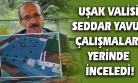 Vali Yavuz: Proje Köyler Çalışmasıyla Uşak, Köyleriyle de Farklı Bir İl Olacak!