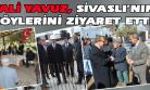 Vali Yavuz'un Köy Ziyaretleri Devam Ediyor!