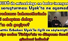 Gazeteci Yazar Nurullah Çavuşoğlu Uşak ve Türkiye siyasetindeki son gelişmeleri değerlendirdi!