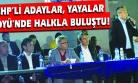 Yayalar Köyü'nü Ziyaret Eden Yalım ve Aydın, CHP'ye Destek İstedi!