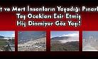 Yetkililer; Susuzluğa, toza hatta taş yağmuruna mahkum edilen Pınarbaşı sakinlerini duymuyor mu?