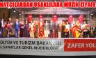 Zafer Kutlamaları Bakanlık Sanatçılarının Konserleriyle Devam Etti!