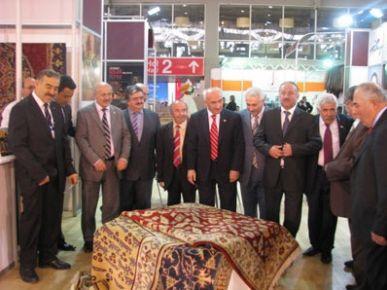Travel Turkey İzmir Fuarında Uşak Standı Açıldı