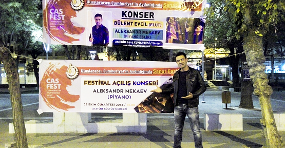 Türkiye'nin En Büyük CAS Festivali Başlıyor!