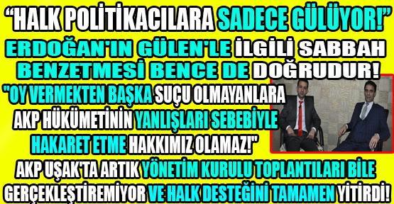 Ülkemizin, Dünyada ve Türkiye'de Geldiği Nokta AKP'nin Ne Kadar Büyük Bir Hata Olduğunu Göz Önüne Sermektedir.