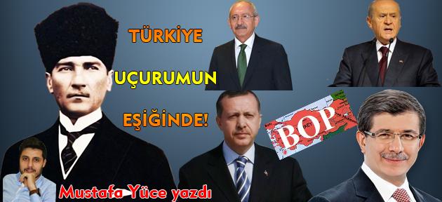 Ülkeyi uçurumun eşiğine getirdiklerini itiraf edenler, Türkiye'nin geleceğini inşa edemezler!