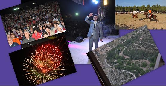 Ulubey Kanyon Festivali Yoğun İlgi Gördü!