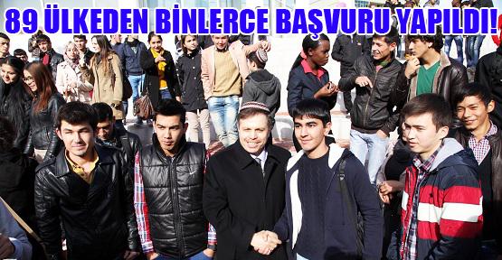 Uluslararası Öğrencilerden Uşak Üniversitesi'ne Rekor Başvuru!