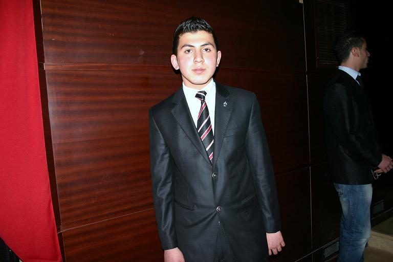 Uşak Alperen Ocakları Muhsin Yazıcıoğlu'nu Andı