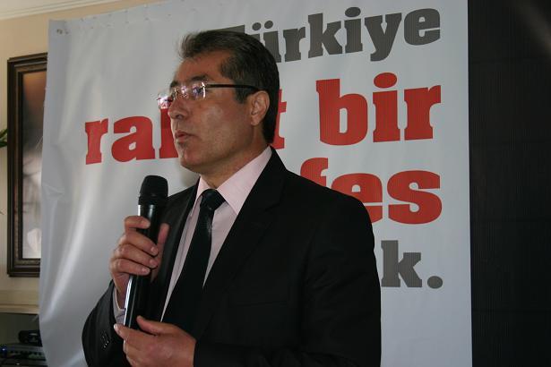 Uşak CHP de İki Milletvekili Aday Adayı Daha. Yüksel YILDIRIM, Mustafa AYDIN ..