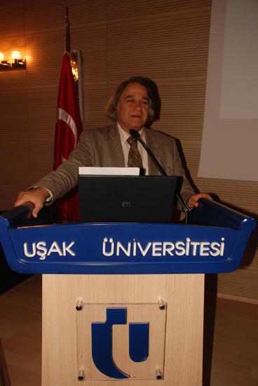 Uşak Üniversitesi Tekstil Kulubü Uygulamalı İlk Yardım Konferansı Düzenledi.