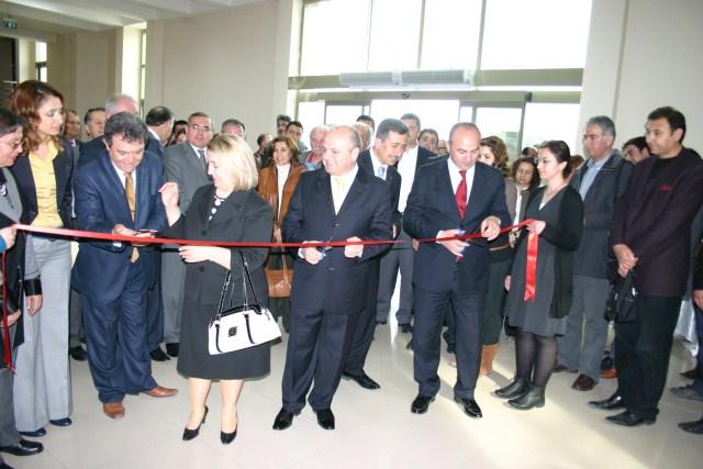 Uşak Üniversitesi Uluslararası Karma Sanat Sergisinin Açılışı Yapıldı.