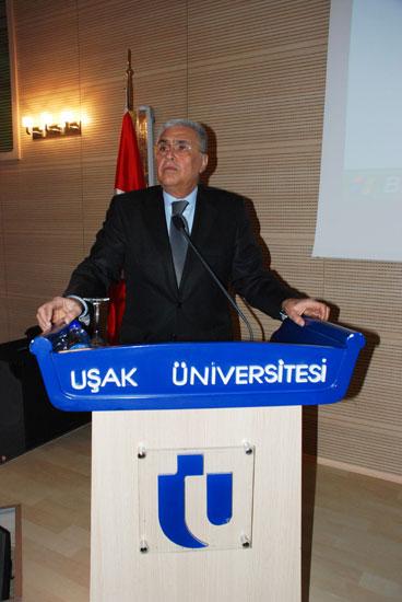 Uşak Üniversitesinde