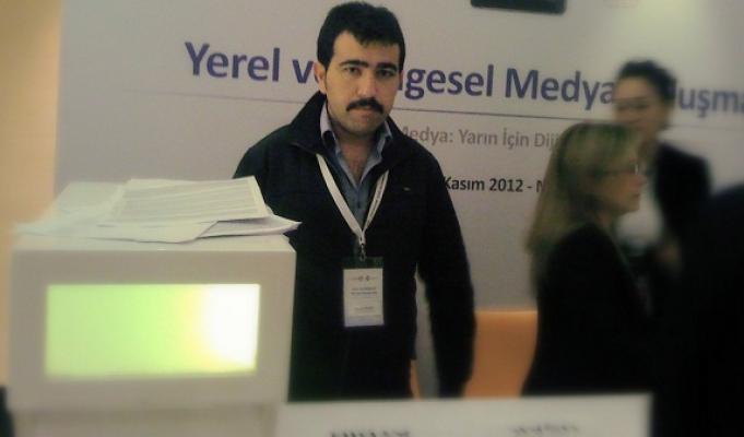 Uşak Haber Merkezi Köşe Yazarı Vedat Orhan Yerel Medya Buluşmasına Katıldı!