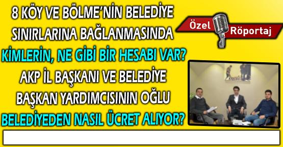 Uşak Siyasetinin Bilinmeyen Yönlerini Gazeteci Çavuşoğlu'ndan Dinledik!
