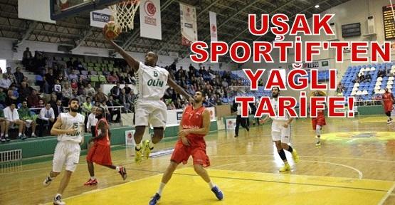 Uşak Sportif, Edirne'yi Fethetti!