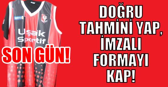 Uşak Sportif - Fenerbahçe Ülker Maçının Skoreri Kim Olur!