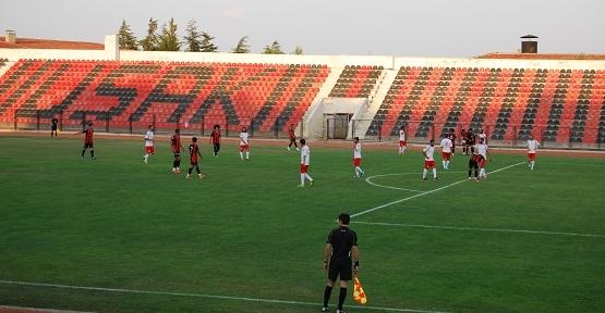 Uşak Sportif Futbol Takımı İlk Hazırlık Maçında Berabere Kaldı!
