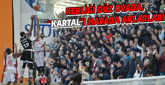 Uşak Sportif, Son Saniye Basketiyle Kartal'ı Avladı!