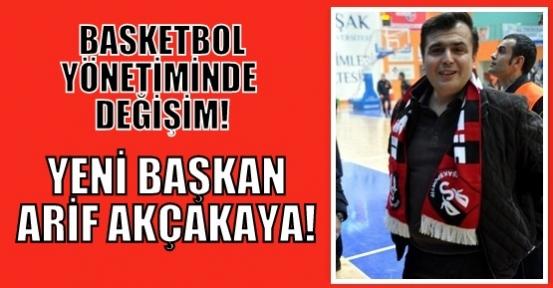 Uşak Sportif'in Yeni Başkanı Arif Akçakaya Oldu!