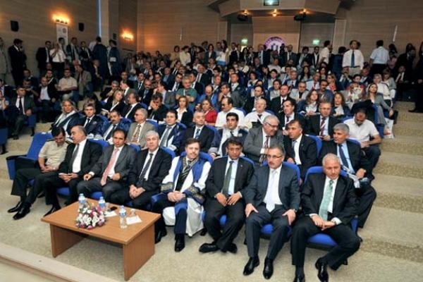 Uşak Üniversitesi 2012-2013 Akademik Yılı Açılışı Gerçekleşti!