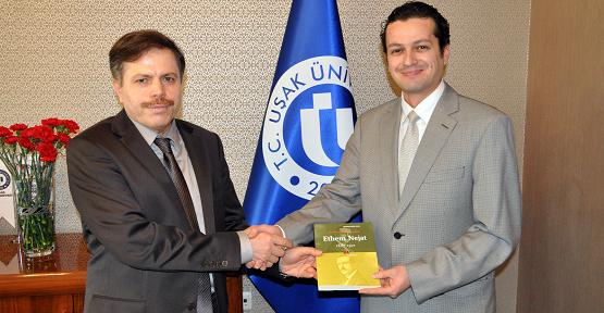 Uşak Üniversitesi Öğretim Üyesine Ödül!