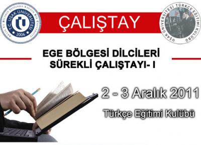 Uşak Üniversitesi Türkçe Eğitim Kulübü Çalıştay Düzenliyor