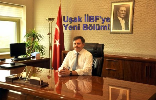 Uşak Üniversitesi Yeni Fakülte ve Bölüme Doymuyor!