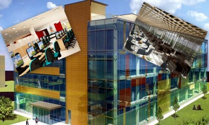 Uşak Üniversitesi'ne Dev Kütüphane! Yeni Bina Çalışmaları Bitiyor!