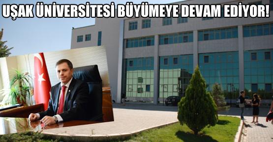 Uşak Üniversitesi'ne Yeni Lisans Bölümleri Açıldı!
