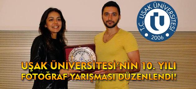 Uşak Üniversitesi'nin 10. Yılı Temalı fotoğraf yarışması düzenlendi!