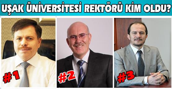 Uşak Üniversitesi'nin Yeni Rektörü Belli Oldu!