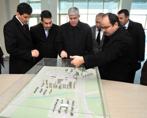 Uşak Valisi Erden Yeni Hastanede İncelemelerde Bulundu