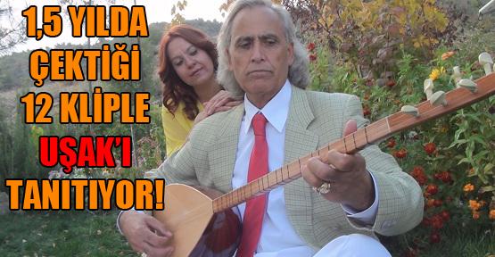 Uşak'ı Müziğiyle Tanıtıyor!