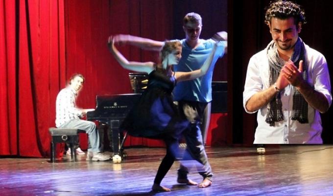 Uşak'ın Piyanistlerinden Seyhan Canyakan Polonya Konserinde!