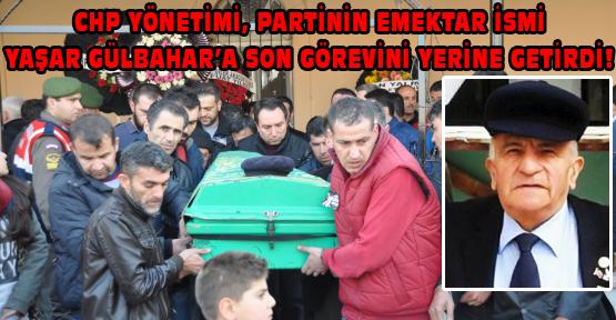 Uşak'ın Tatlıcı Yaşar Amcası Gözyaşları İçinde Toprağa Verildi!