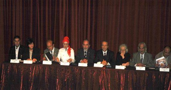 Uşak'lı ve İzmir'li Şair'lerden AKM''de Şiir Ziyafeti
