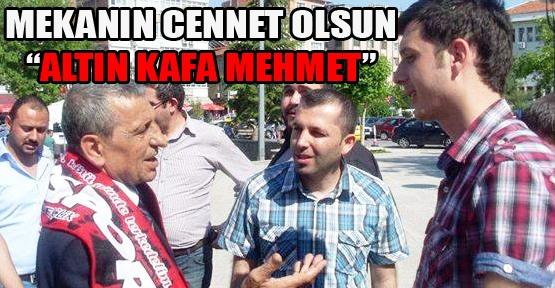 Uşakspor'un Efsane Kaptanı Radyocu Mehmet Vefat Etti!