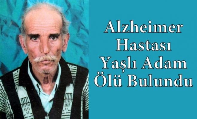 Uşak'ta Kayıp Alzheimer Hastası Ölü Bulundu