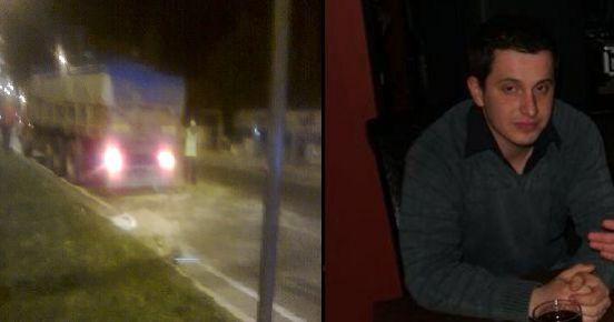 Uşak'ta Kaza. Stadyum Kavşağındaki Feci Kazada Üniversite Öğrencisi Hayatını Kaybetti.