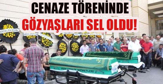 Uşak'ta Kazada Hayatını Kaybeden Sağlıkçılar İçin Tören Düzenlendi!