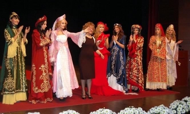 Uşak'ta Osmanlı'da Kadın Kıyafetleri Defilesi Gerçekleştirildi!