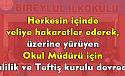 AKP'nin bürokratları işi azıttı; müdürler etraftan korkmasa ve baş başa yakalasa sanırsın veliyi tokatlayacak!