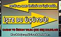 Cahan, sarı öküzü karıştırdın; sarı öküz Ali Erdoğan'dı, Fen İşleri Müdürün değil!