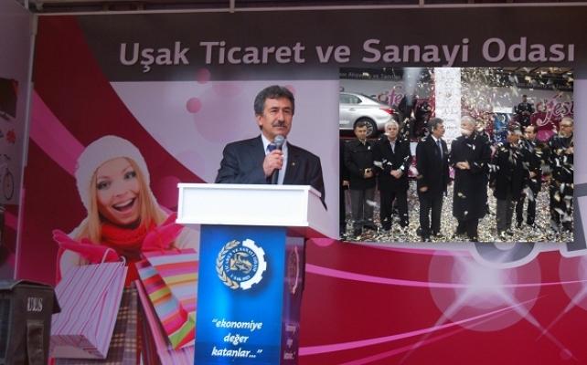 UTSO Alışveriş Festivali Düzenlenen Törenle Başladı!