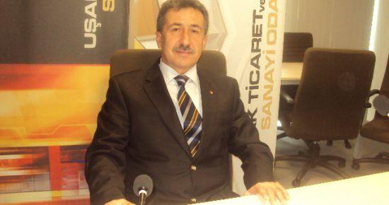 UTSO Başkanı Mustafa Kuvvet İhracat Rakamlarını Açıkladı