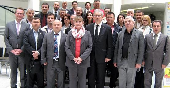 UTSO, Mesleki Eğitimi Geliştirme Amacıyla Almanya'ya Gezi Düzenledi